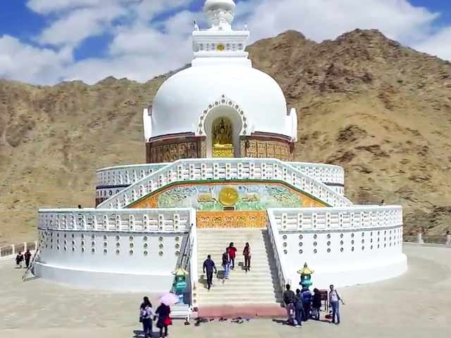 Video : Ladakh Festival: Highlighting The Sports And Culture Of The Region