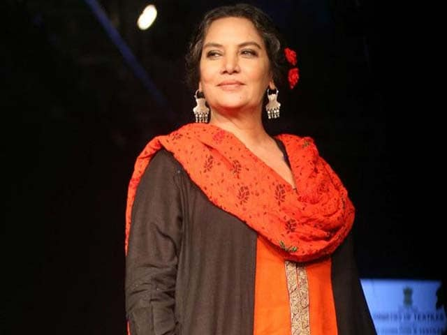 Shabana Azmi Turned Singer For Aparna Sen's Film, Sonata