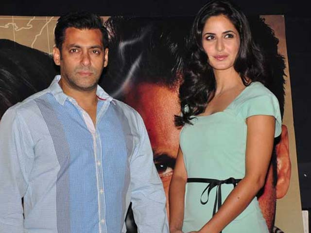 Video : Salman Khan, Katrina Kaif Back With Tiger Zinda Hai