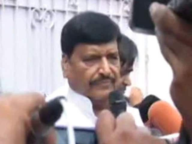 Video : Akhilesh Told Me He'll Form New Party, Says Uncle Shivpal Yadav