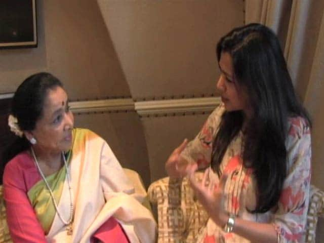Video : Used To Feel Bad About Remixes: Asha Bhosle
