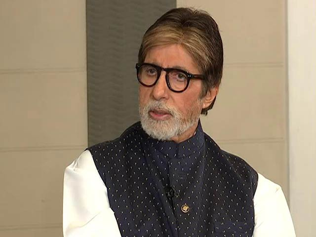 Pink Is Amitabh Bachchan's Colour