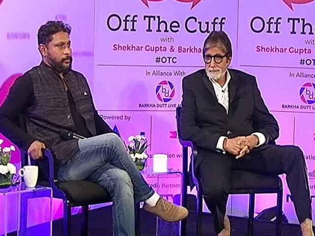 Video : 'We Are Friends,' Says Amitabh Bachchan On Reported Rift With Gandhis