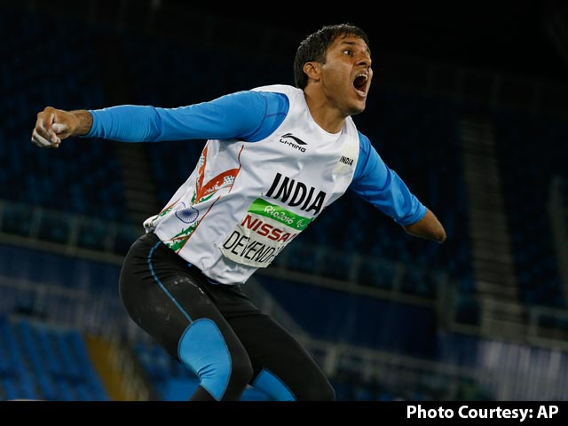 Video : Devendra Jhajharia Wants Academy for Para Athletes