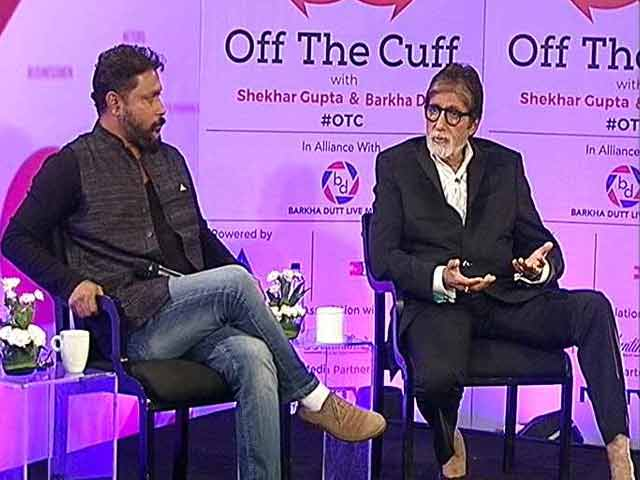Amitabh Bachchan: Politicians Are Very Powerful People