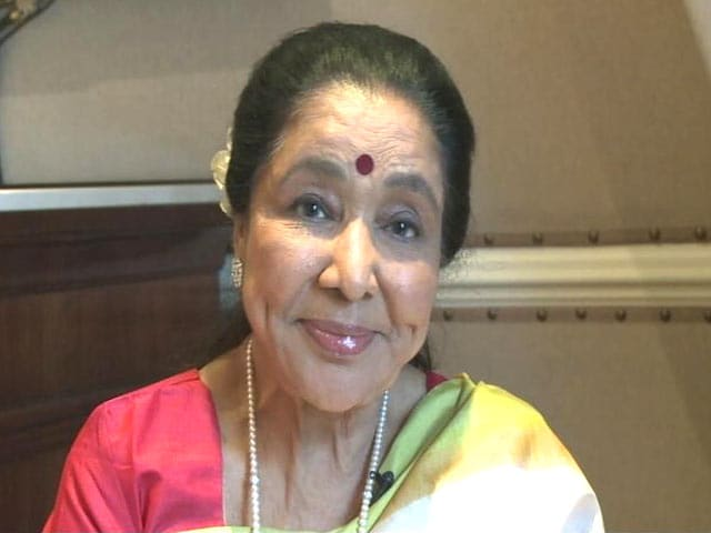 Video : Asha Bhosle On Who Should Play R D Burman And Lata Mangeshkar In Biopic