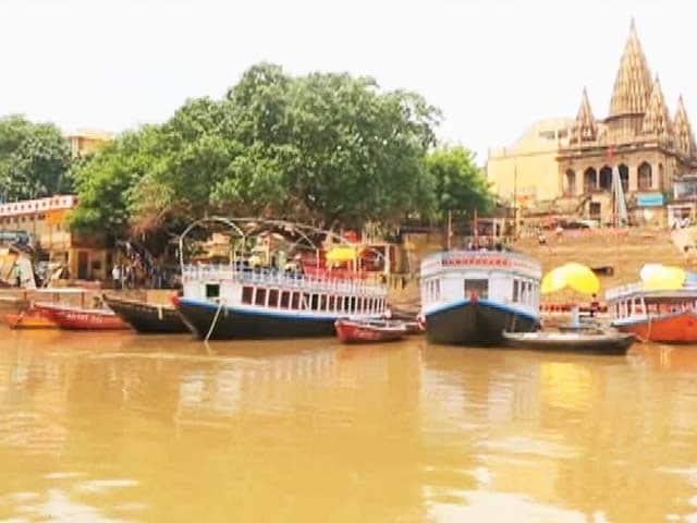 Video : Action Plan To Clean-Up Varanasi's Manikarnika Ghat