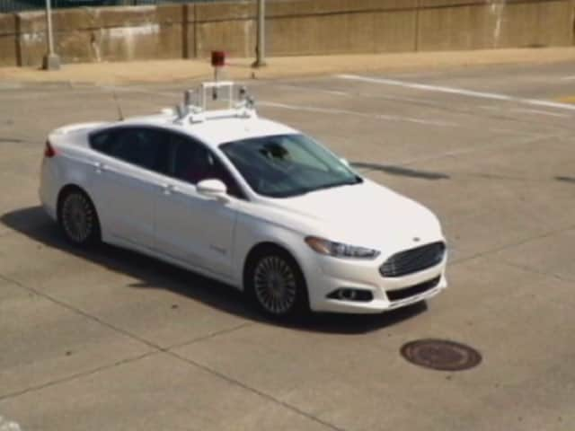Video : Ford Autonomous Car Programme