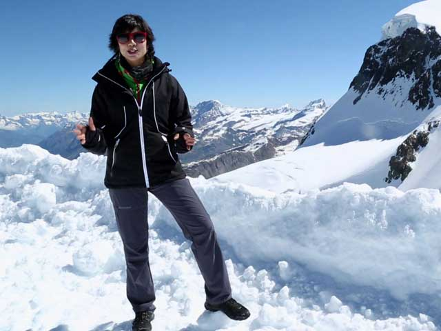 Swiss Made Adventures: Falling In Love With Snow