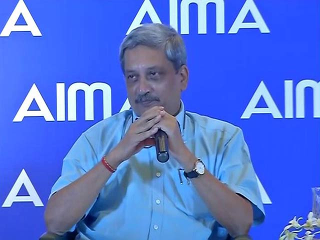 Video : Uri Attack: Something May Have Gone Wrong, Admits Defence Minister Manohar Parrikar