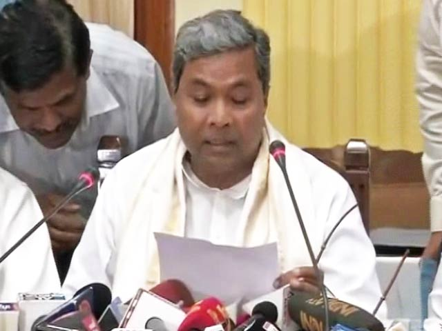 Video : Karnataka Decides To Turn Off Cauvery Tap For Now