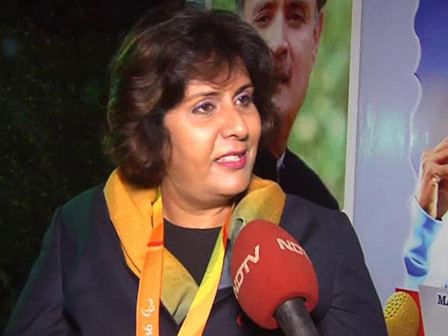 Video : Paralympics Silver My Favourite Piece of Jewellery: Deepa Malik