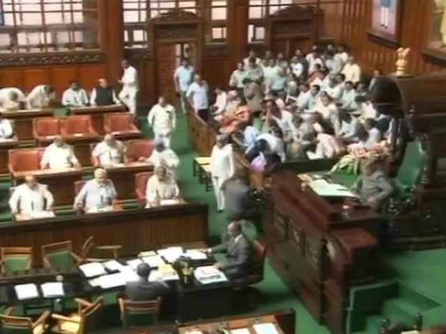 Video : In Assembly Resolution, Karnataka Signals Inability To Spare Cauvery Water