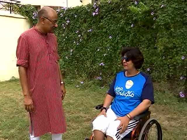 Video : Walk The Talk With Deepa Malik, Rio Paralympics Silver Medalist