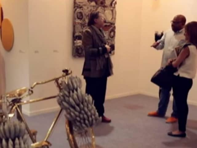Video : How Art And Finance Coincide On The Global Stage