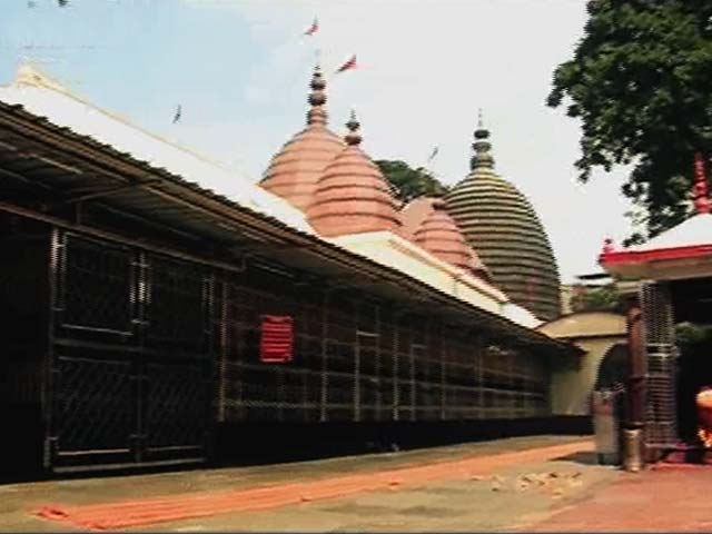 Video : Kamakhya Temple To Spread The Message Of Swachhta