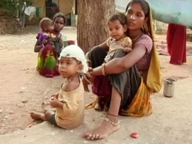 Video : After Malnourishment Deaths, Sheopur's Nutrition Centres Overburdened