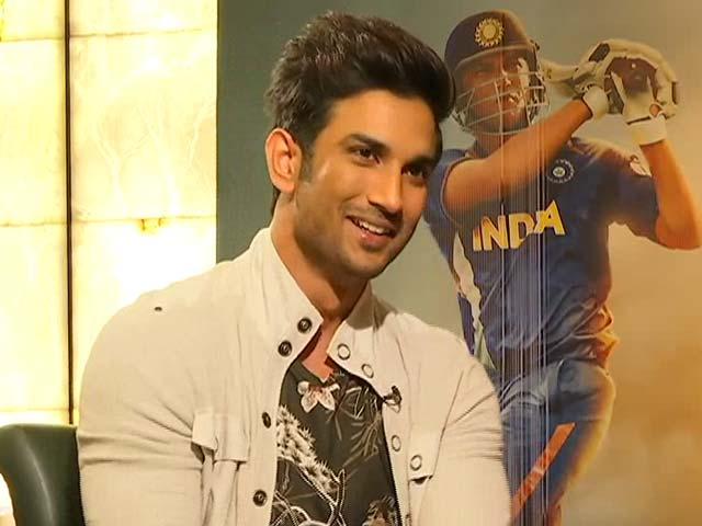 Quitting TV was Like a 'Sixer': Sushant Singh Rajput