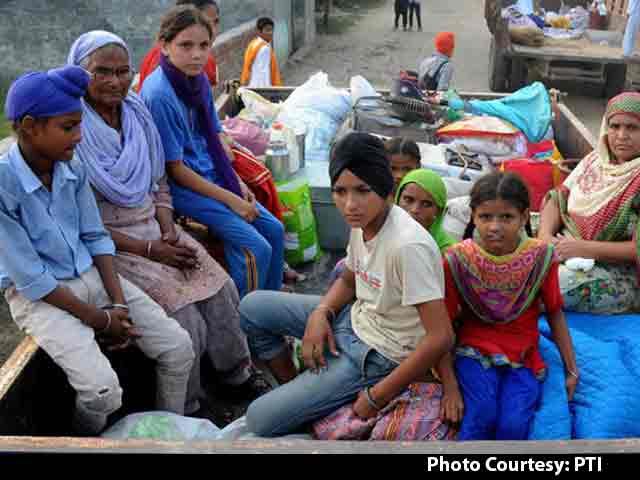 Hours After Surgical Strikes, 1,000 Punjab Border Villages Evacuated
