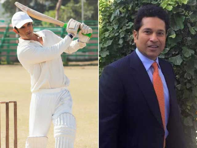 Sachin Tendulkar Thought Sushant Singh Rajput Was a Cricketer