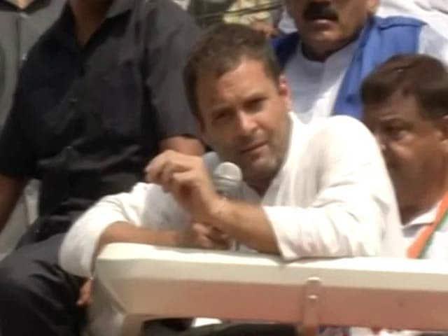 Good Job PM Modi, And Thank You, Says Rahul Gandhi On Surgical Strikes