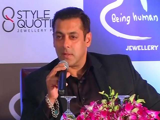 Salman Khan's Take On Banning Pakistani Artistes