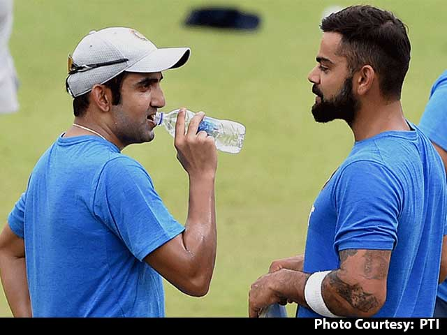It's Fair To Play Dhawan Ahead of Gambhir: Aakash Chopra