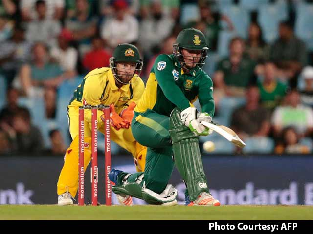 Played My Natural Game: Quinton de Kock on His 178 vs Australia