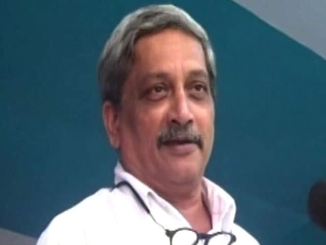 Video : Pakistan Still In Anaesthesia After 'Surgery', Says Manohar Parrikar
