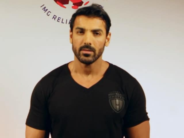 India Should Create Its Own Football Heroes: John Abraham