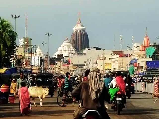 Video : 'Penalty On Littering The Jagannath Temple'