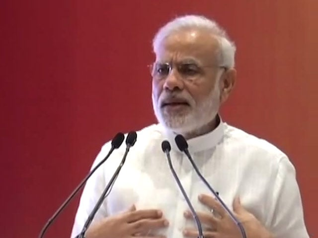 Video : PM Narendra Modi Warns Ministers Against 'Chest Thumping' On Surgical Strikes
