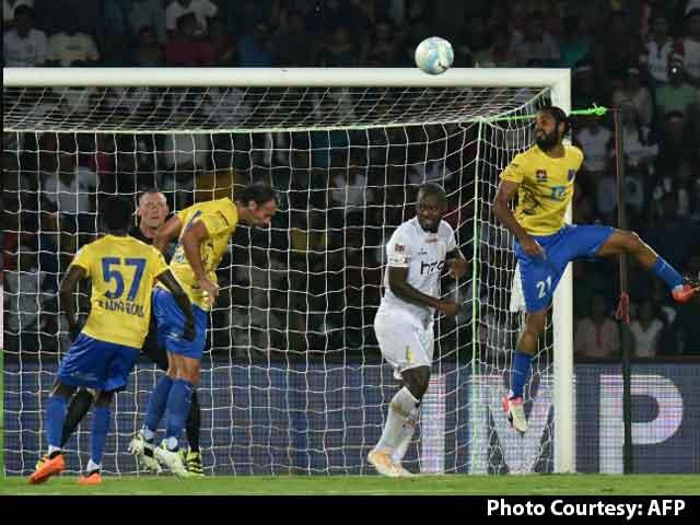 Video : ISL: NorthEast United Defeat Kerala Blasters in Tournament Opener