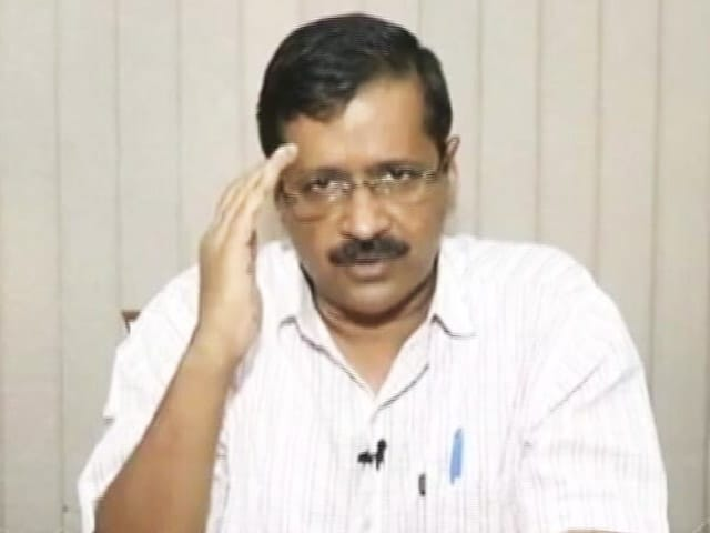 Video : Prove Pak's Lying And Strikes Took Place, Arvind Kejriwal Urges PM Modi