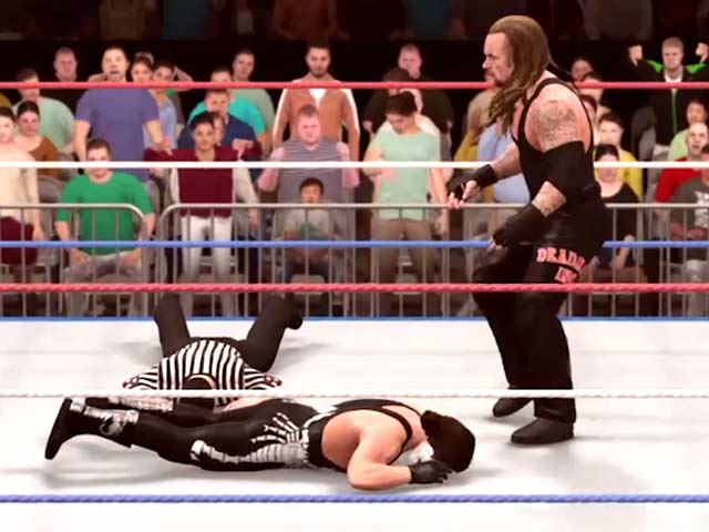 Video : WWE 2K17 Preview