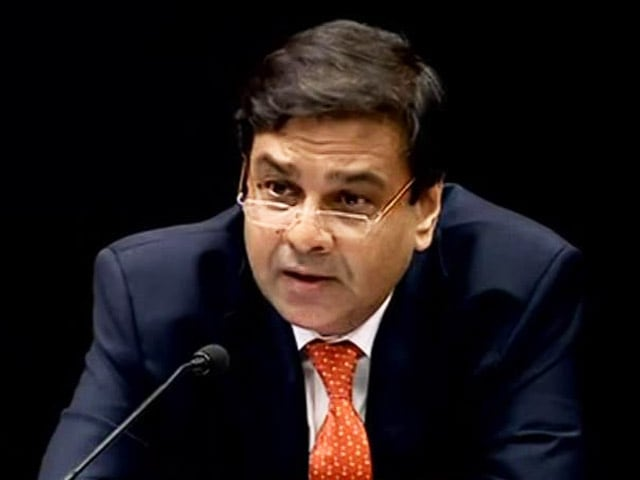 Video : RBI Cuts Repo Rate To 6-Year Low In Urjit Patel's First Policy