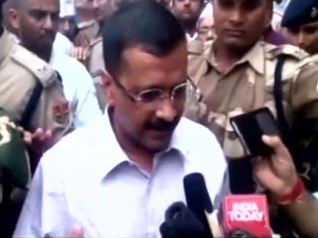 Video : But I Supported You, Says Arvind Kejriwal, Attacked By BJP On Surgical Strikes