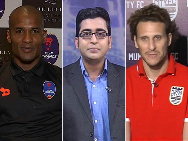 Video : ISL Will Be Good For Indian Footballers: Diego Forlan to NDTV