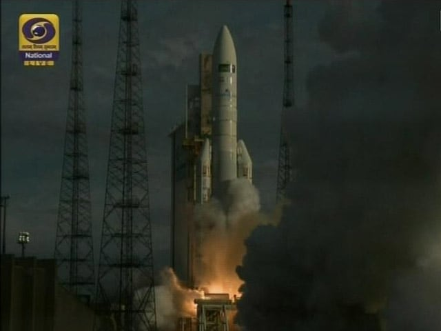 Video : भारतीय संचार उपग्रह जीसैट-18 को फ्रेंच गुयाना से सफलतापूर्वक लॉन्च किया गया