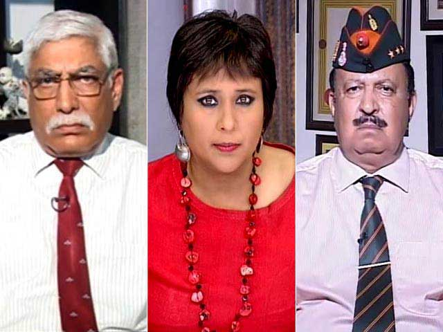 Video : Hurt, Angry At Political Bickering On Surgical Strikes, Say Army Veterans
