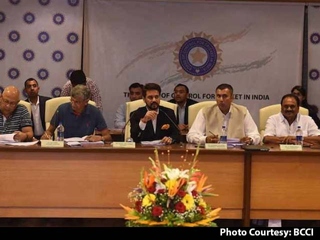 Court Curbs Financial Powers: BCCI Running Out Of Options?