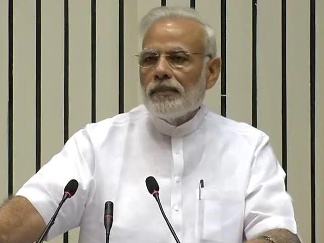 Video : This Year's Vijaya Dashami 'Very Special': PM Narendra Modi