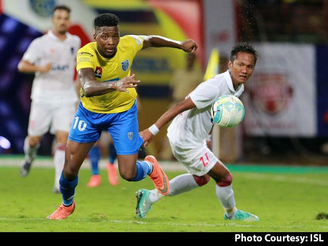 Video : ISL 2016: Kerala Blasters, Delhi Dynamos Play Goalless Draw