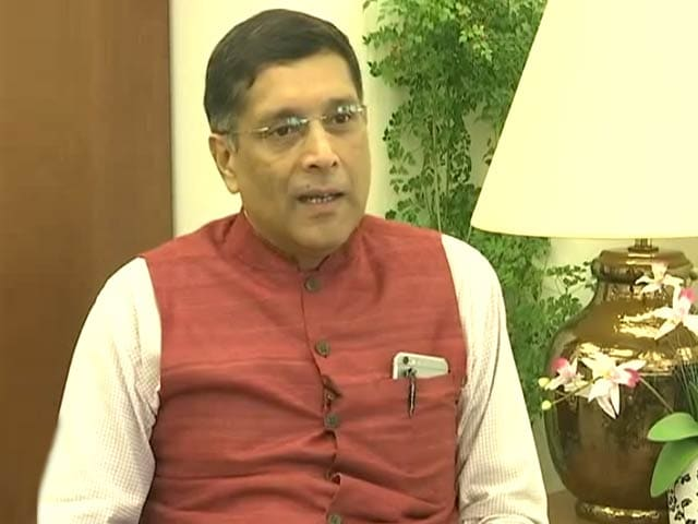 Video : Implementing GST By April 1 Deadline Very Important: Arvind Subramanian