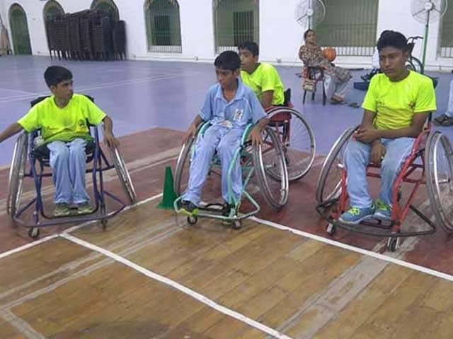 Video : India's Paralympic Basketball Team Seeks Help For International Debut