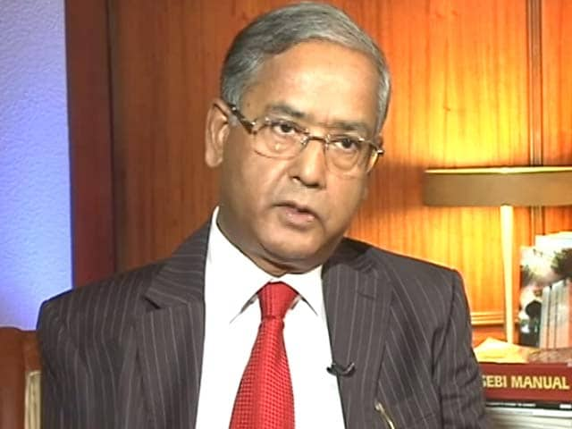 Video : Investor Confidence Levels Have Rebounded: Sebi Chief
