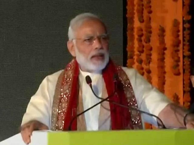 Video : We Must Resolve To Defeat Evil In All Forms, Says PM Modi In Lucknow
