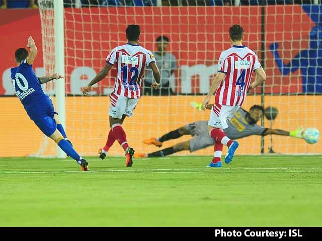 Video : ISL: Mumbai City FC Go Top After Draw vs Atletico