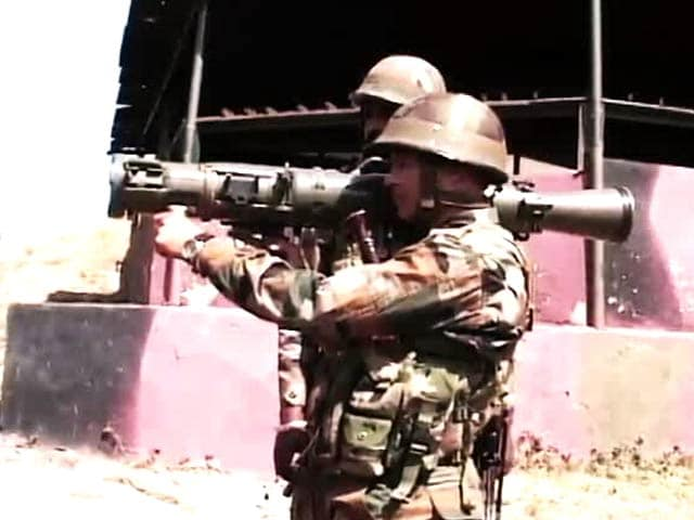 Video : After Surgical Strikes, Army Keeps A Hawk's Eye On Line Of Control