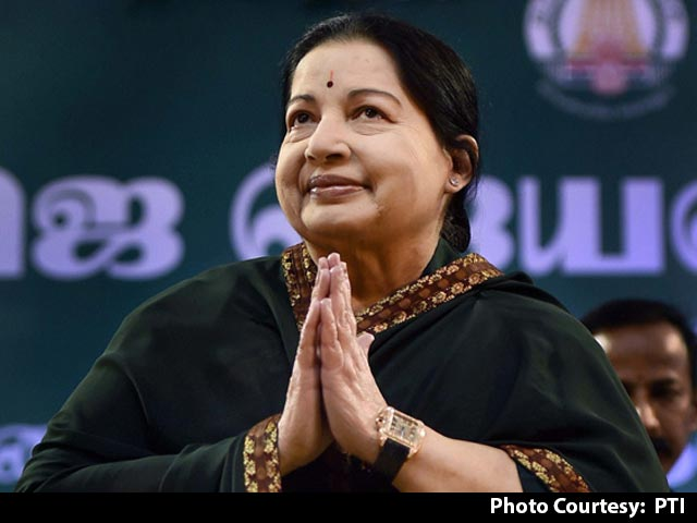 Video : Jayalalithaa Said 'Yes' To Portfolio Allocation To Panneerselvam, Says AIADMK